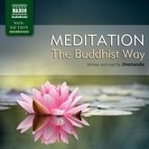 Audiobook Meditation – The Buddhist Way  - author Jinananda   - read by Jinananda