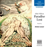 Audiobook Paradise Lost  - author John Milton   - read by Anton Lesser