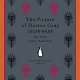 Audiobook The Picture of Dorian Gray  - author Oscar Wilde   - read by John Moffatt