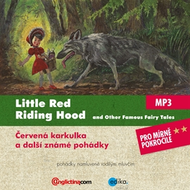 Audiokniha Little Red Riding Hood and Other Famous Fairy Tales   - interpret více herců