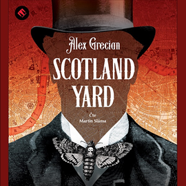 Audiokniha Scotland Yard  - autor Alex Grecian   - interpret Martin Sláma
