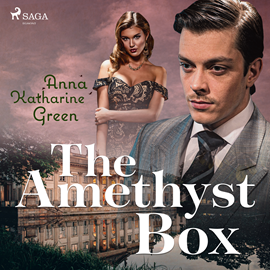 Audiokniha The Amethyst Box  - autor Anna Katharine Green   - interpret Dawn Larsen