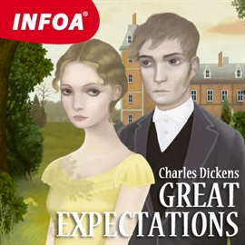 Audiokniha Great Expectations  - autor Charles Dickens