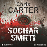 Audiokniha Sochař smrti  - autor Chris Carter   - interpret Jakub Saic