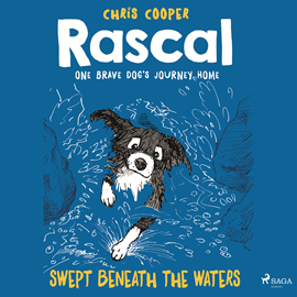 Audiokniha Rascal 5 - Swept Beneath The Waters  - autor Chris Cooper   - interpret Jennifer Wagstaffe