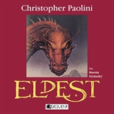 Audiokniha Eldest  - autor Christopher Paolini   - interpret Martin Stránský