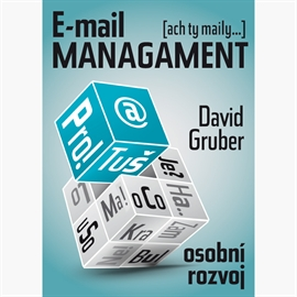 Audiokniha E-mail management  - autor David Gruber   - interpret David Gruber