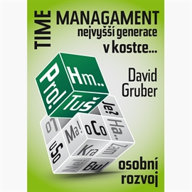 Audiokniha Time management v kostce...  - autor David Gruber   - interpret David Gruber