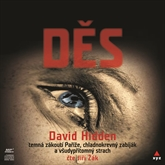 Audiokniha Děs  - autor David Hidden   - interpret Jiří Žák