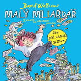 Audiokniha Malý miliardář  - autor David Walliams   - interpret Jiří Lábus