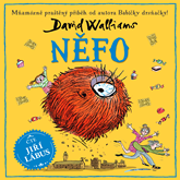 Audiokniha Něfo  - autor David Walliams   - interpret Jiří Lábus