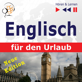 Audiokniha Englisch fur den Urlaub: On Holiday - Neue Edition  - autor Dorota Guzik   - interpret více herců