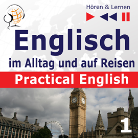 Audiokniha Practical English 1: Alltagssituationen  - autor Dorota Guzik   - interpret více herců
