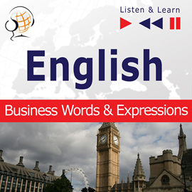 Audiokniha English - Business Words & Expressions B2, C1  - autor Dorota Guzik   - interpret více herců
