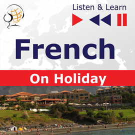 Audiokniha French on Holiday: Conversations de vacances  - autor Dorota Guzik   - interpret více herců