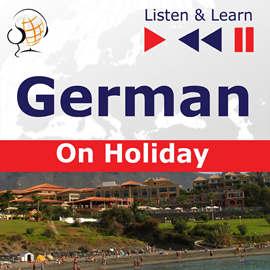 Audiokniha German on Holiday: Deutsch für die Ferien  - autor Dorota Guzik   - interpret více herců