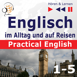 Audiokniha Practical English 1-5  - autor Dorota Guzik   - interpret více herců