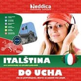 Audiokniha Italština do ucha