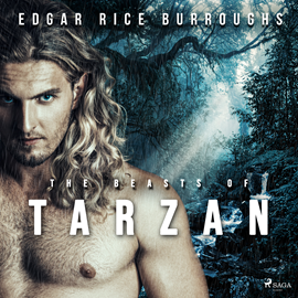 Audiokniha The Beasts of Tarzan  - autor Edgar Rice Burroughs   - interpret James Christopher