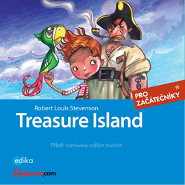 Audiokniha Treasure Island  - autor Anglictina.com   - interpret Anglictina.com