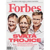 Forbes prosinec 2018