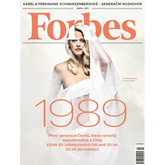 Forbes únor 2019