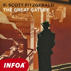 Audiokniha The Great Gatsby  - autor Francis Scott Fitzgerald