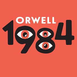 Audiokniha 1984  - autor George Orwell   - interpret Vasil Fridrich