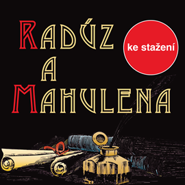 Audiokniha Jan Berger: Radúz a Mahulena  - autor Jan Berger   - interpret více herců