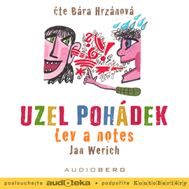 Audiokniha Lev a notes  - autor Jan Werich   - interpret Barbora Hrzánová