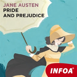Audiokniha Pride and Prejudice  - autor Jane Austenová