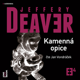 Audiokniha Kamenná opice  - autor Jeffery Deaver   - interpret Jan Vondráček