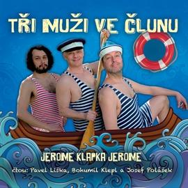tři muži ve člunu audiokniha