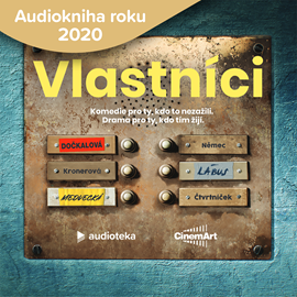 Audiokniha Vlastníci