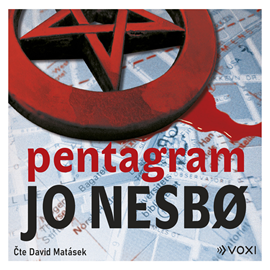 Audiokniha Pentagram  - autor Jo Nesbø   - interpret David Matásek