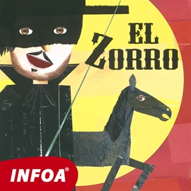 Audiokniha El Zorro  - autor Johnston McCulley