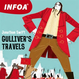 Audiokniha Gulliver´s Travels  - autor Jonathan Swift
