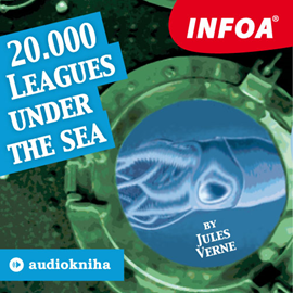 Audiokniha 20000 Leagues Under The Sea  - autor Jules Verne