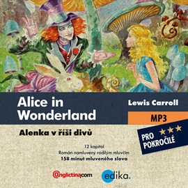 Audiokniha Alice in Wonderland  - autor Lewis Carroll   - interpret Michelle Smithová