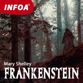 Audiokniha Frankenstein  - autor Mary Shelleyová