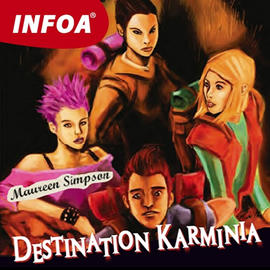 Audiokniha Destination Karminia  - autor Maureen Simpsonová