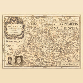 Audiokniha Velký zeměpis malého světa  - autor Milan Švihálek   - interpret Milan Švihálek