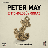 Audiokniha Entomologův odkaz  - autor Peter May   - interpret David Matásek