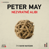 Audiokniha Nezvratné alibi  - autor Peter May   - interpret David Matásek