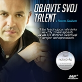 Audiokniha Objavte svoj talent  - autor Peter Sasín   - interpret Peter Sasín