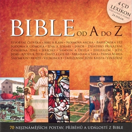 Audiokniha Bible od A do Z   - interpret více herců