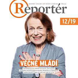 Audiokniha Reportér prosinec 2019  - autor Reportér   - interpret David Viktora