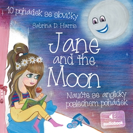 Audiokniha Jane and the Moon  - autor Sabrina D. Harris   - interpret Sabrina D. Harris
