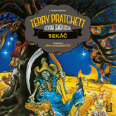 Audiokniha Sekáč  - autor Terry Pratchett   - interpret Jan Vondráček
