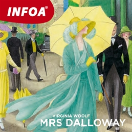 Audiokniha Mrs Dalloway  - autor Virginia Woolfová